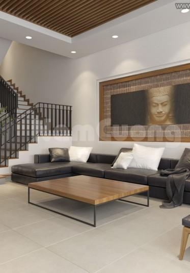 Mẫu nội thất  đẹp cho biệt thự hiện đại tại Hải Phòng - NTBTHD 003