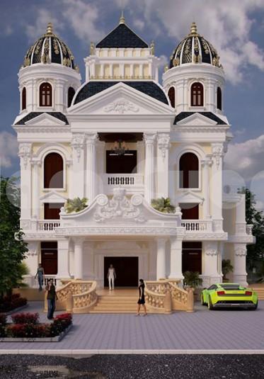 Khám phá 10+ mẫu biệt thự 3 tầng đẹp mê mẩn