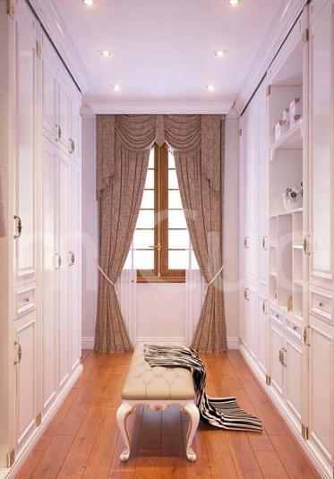 10+ mẫu thiết kế nội thất phòng ngủ có khu thay đồ