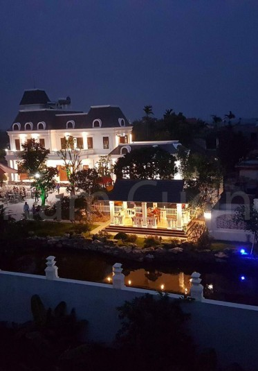 Thi công biệt thự vườn đẹp tại Hải Phòng