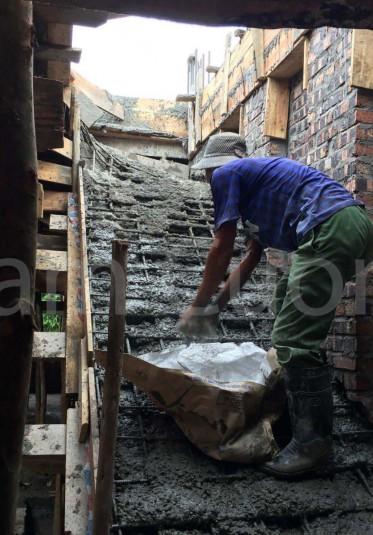 Tiến trình xây dựng mẫu biệt thự tân cổ điển đẹp tại Hải Phòng