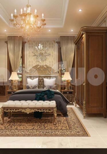 Bật mí bí quyết thiết kế nội thất phòng ngủ ấn tượng