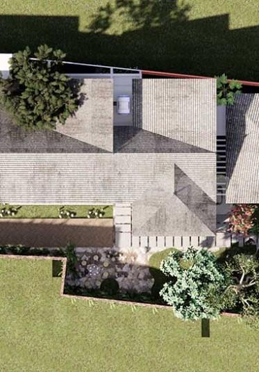Mẫu thiết kế hot 2022: Biệt thự vườn 1 tầng hiện đại đẹp lịm tim