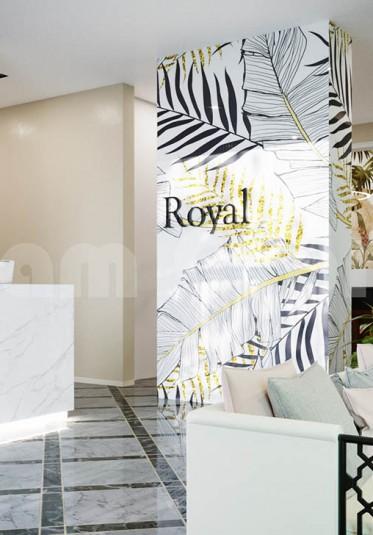 Thiết kế nội thất khách sạn tân cổ điển sang trọng- CĐT chú Lê
