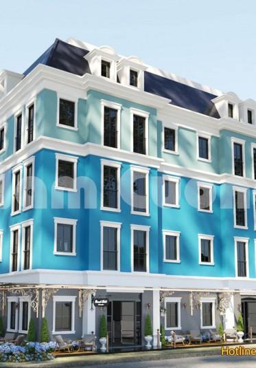 Hoàn thành thiết kế khách sạn 4 sao tại Quảng Ninh