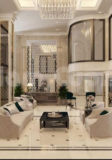 Thiết kế nội thất cho khách sạn tân cổ điển