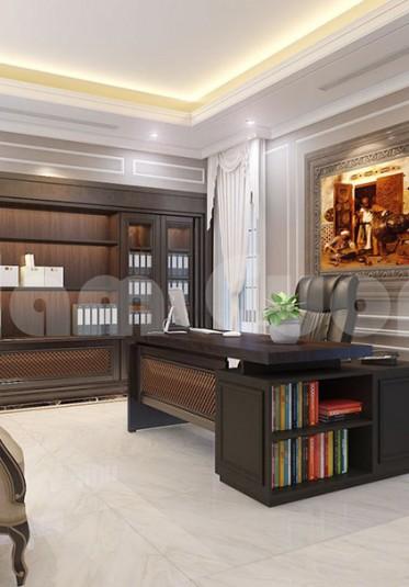 Gợi ý thiết kế nội thất phòng làm việc cho công ty