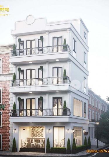 Top 5 mẫu thiết kế nhà ở kết hợp kinh doanh đẹp nhất