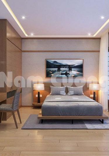 Thiết kế nội thất hiện đại phong cách Nhật Bản