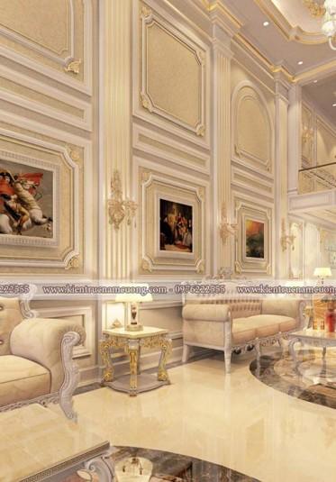 Mẫu nội thất khách sạn 3 sao tân cổ điển sang trọng tại Sài Gòn