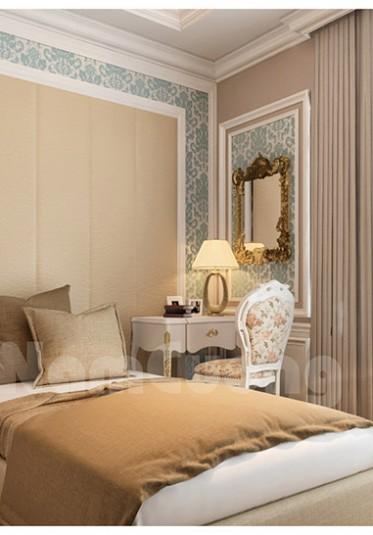 Thiết kế nội thất phòng ngủ tân cổ điển ấn tượng tại Hải Phòng - NTNTCD 019