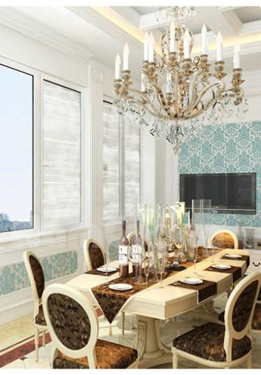 Thiết kế nội thất phòng bếp đẹp tân cổ điển tại Hải Phòng - NTTCD 006