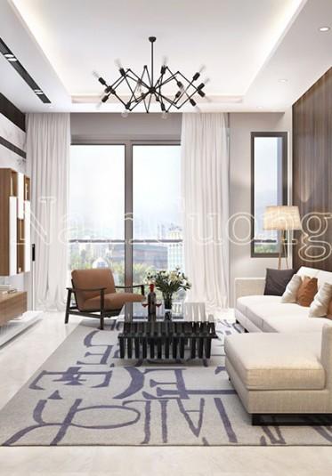 Mẫu thiết kế nội thất đẹp cho biệt thự hiện đại tại Hải Phòng - NTBTHD 010