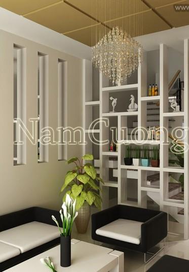 Thiết kế nội thất nhà phố phong cách hiện đại tại Hải Phòng - NTBTHD 014
