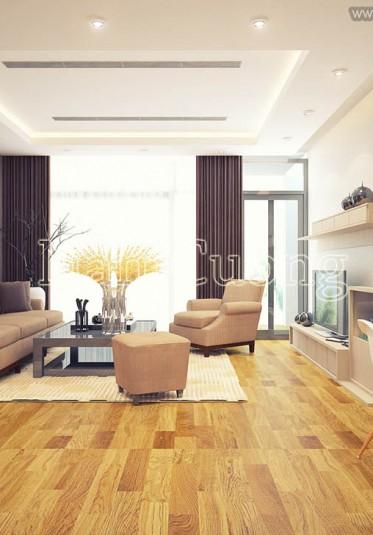 Mẫu nội thất căn hộ chung cư phong cách hiện đại tại Hải Phòng - NTCCHD 007