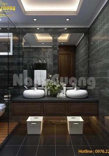 Tiêu chí để đánh giá mẫu thiết kế phòng tắm khách sạn đẹp