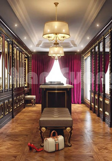 Tổng hợp nội thất đẹp cho biệt thự Pháp sang trọng và đẳng cấp