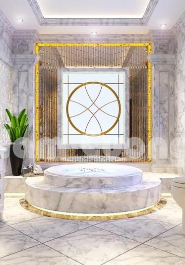 Những mẫu thiết kế phòng tắm ấn tượng của Nam Cường