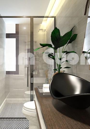 Hơn 30 mẫu thiết kế nội thất phòng vệ sinh đẹp