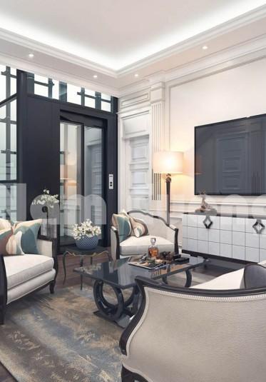 Những mẫu thiết kế nội thất phòng sinh hoạt chung ấn tượng