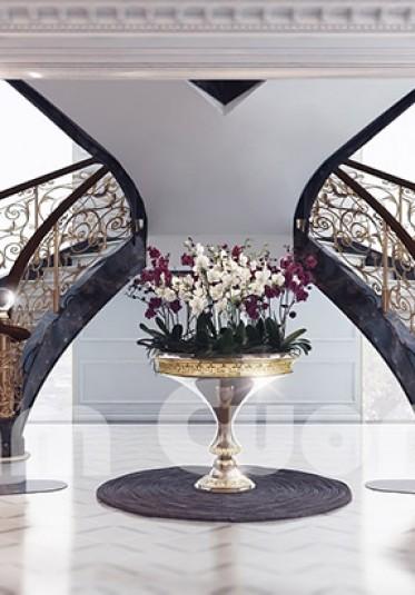 Các mẫu thiết kế sảnh đẹp của Nam Cường