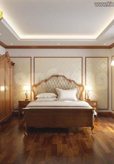 Độc đáo các mẫu thiết kế phòng ngủ bằng gỗ đẹp