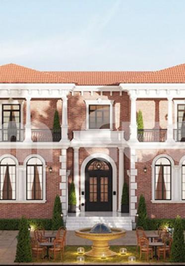 Thiết kế homestay cao cấp cho các khu du lịch