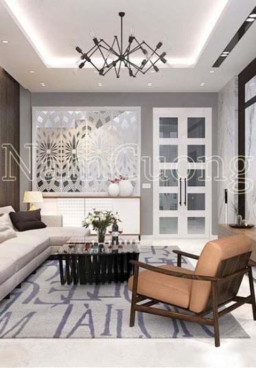 Tổng hợp những mẫu thiết kế phòng khách hiện đại