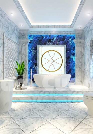 Bí quyết thiết kế phòng WC phong thủy mang lại sự tiện nghi