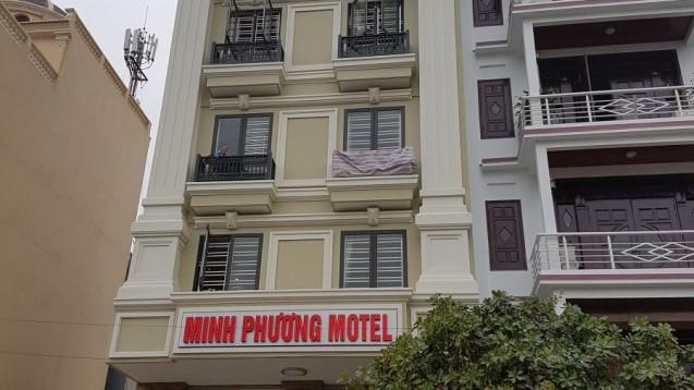 Ảnh thực tế công trình khách sạn tân cổ điển tại Hải Phòng