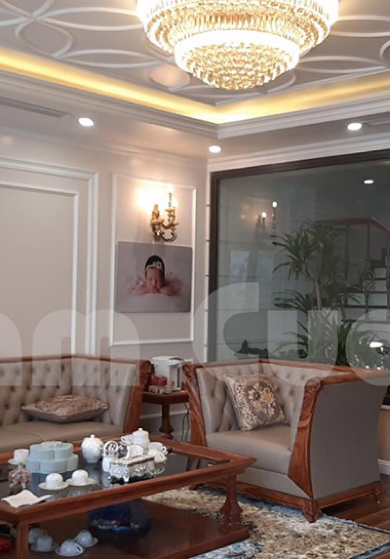 Hình ảnh thực tế thi công hoàn thiện nội thất nhà ống đẹp tại Hải Phòng