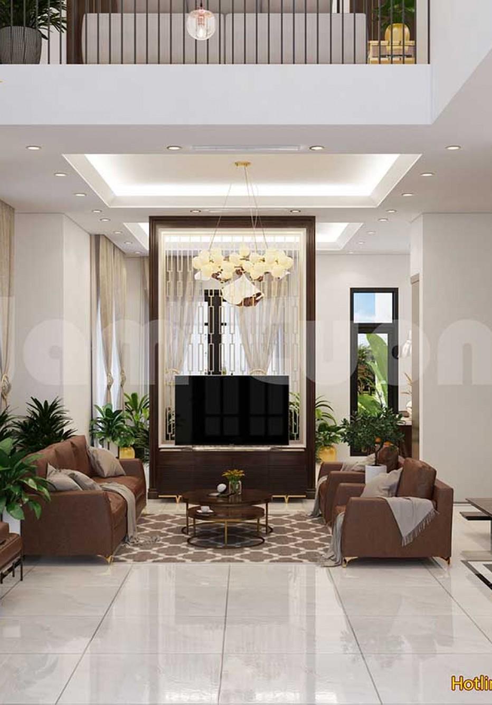 Mẫu thiết kế nội thất chung cư vinhomes marina Cầu Rào 2