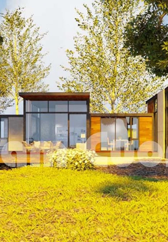 5 mẫu thiết kế biệt thự nhà vườn 1 tầng được yêu thích nhất 2020