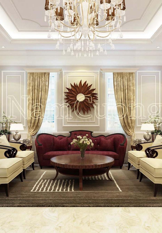 Những điều có thể bạn chưa biết về nội thất tân cổ điển