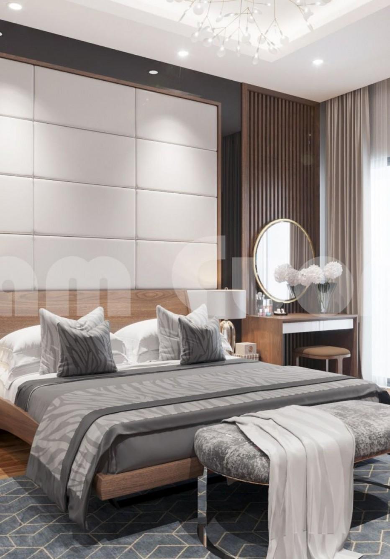 Nội thất hiện đại- Nội thất hai phòng ngủ biệt thự hiện đại