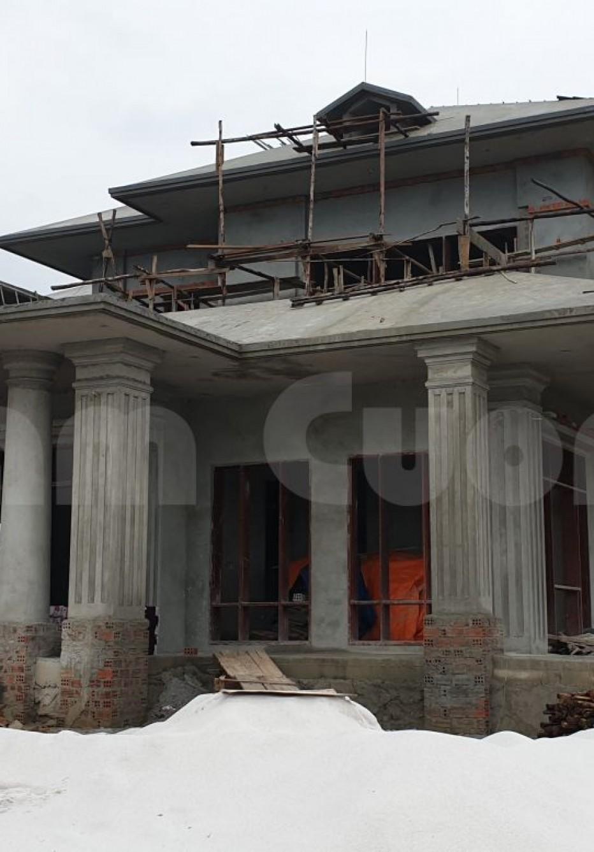 Tiến hành thi công nhà đẹp hiện đại tại Quảng Bình