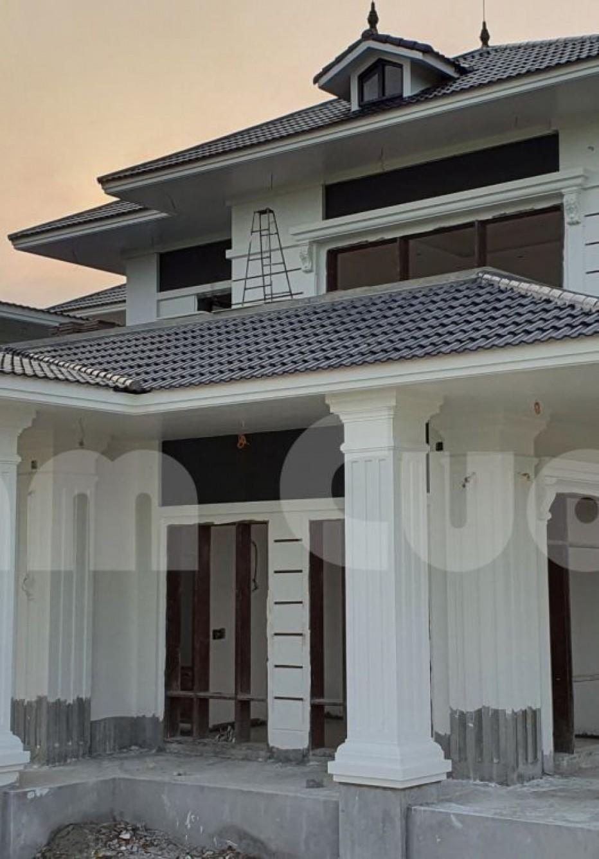 Thi công nhà đẹp-Hoàn thành kiến trúc biệt thự tại Quảng Bình