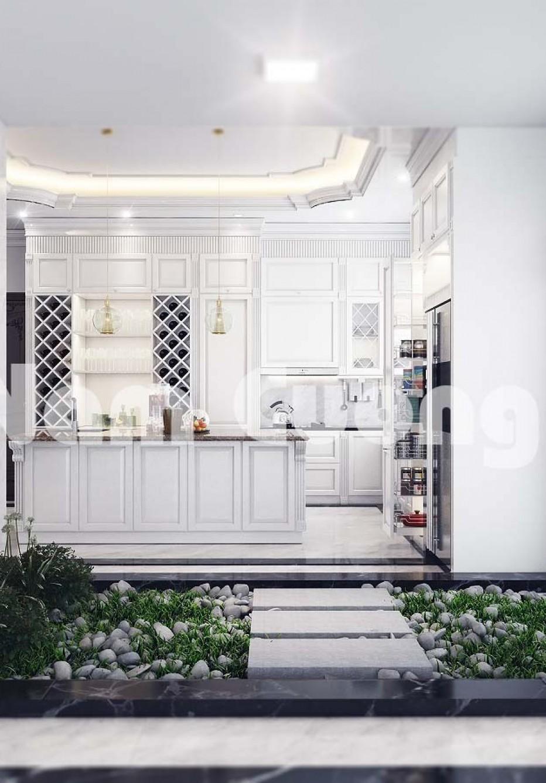 Thiết kế nội thất ấn tượng theo phong cách tân cổ điển
