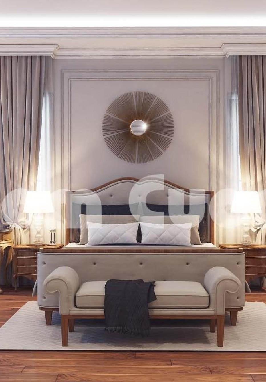Bí quyết thiết kế nội thất tân cổ điển cho phòng ngủ cho chủ đầu tư
