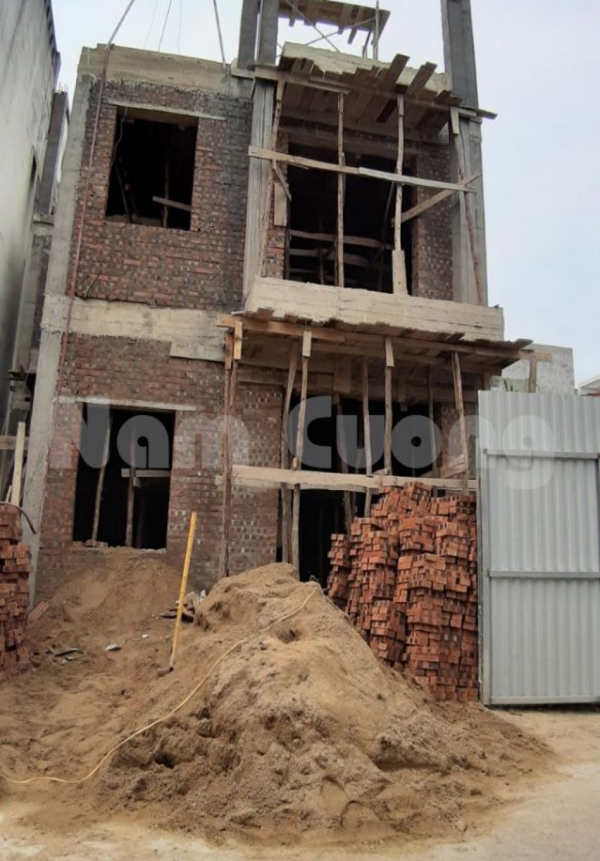 Thi công nhà đẹp tân cổ điển 3 tầng tại Hải Phòng