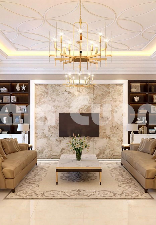 Mục sở thị thiết kế nội thất khách bếp cho biệt thự Pháp đẳng cấp