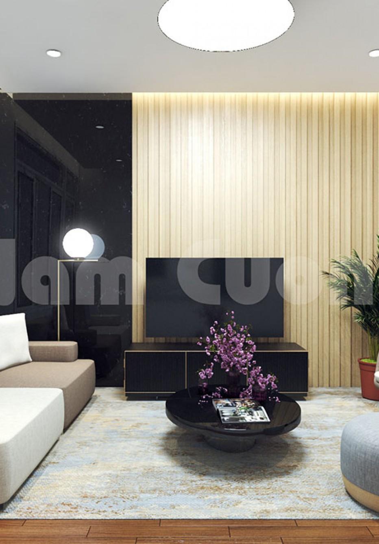 Thiết kế nội thất hiện đại cho ngôi nhà ống