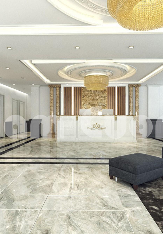 Thiết kế nội thất nhà hàng hải sản tại Hải Phòng