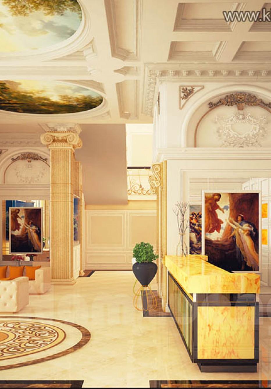 Thiết kế nội thất spa khiến khách hàng mê mẩn