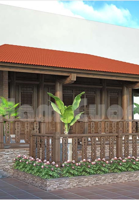 Thiết kế nhà thờ nhỏ