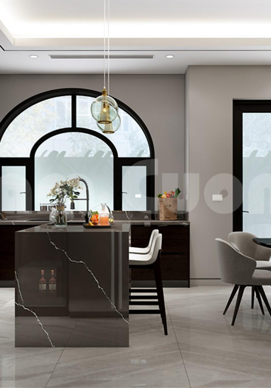 Thiết kế nội thất biệt thự san hô Vinhome Marina siêu đẹp