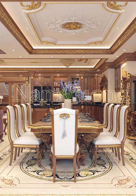 Thiết kế nội thất nhà ống pháp 4 tầng tận dụng diện tích tối đa