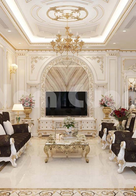 Thiết kế nội thất Vinhome Marina sang trọng