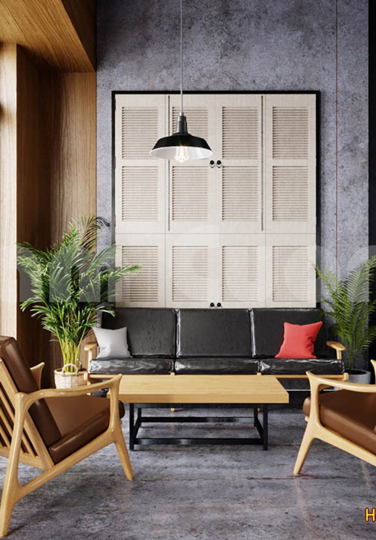 Thiết kế quán cafe VIP sang trọng, yên tĩnh cho khách hàng