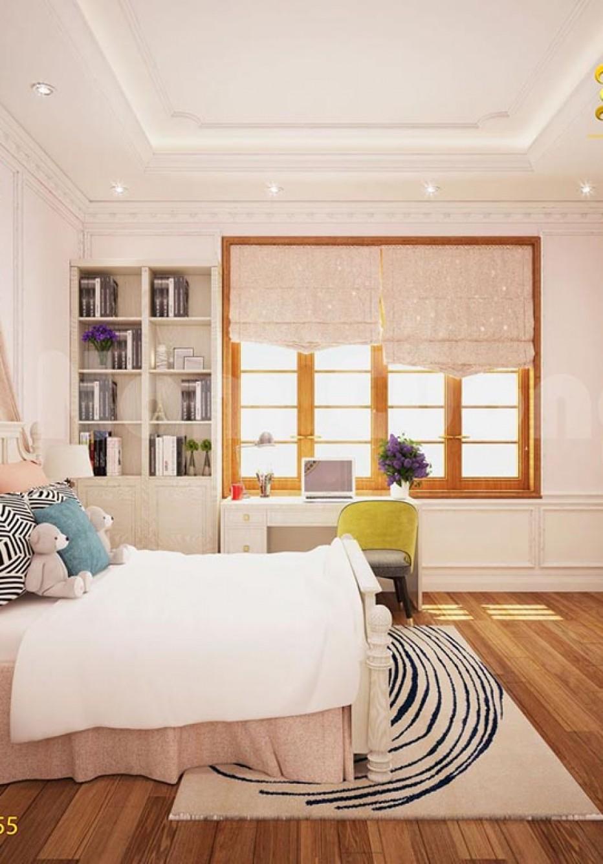 Tổng hợp những mẫu thiết kế phòng ngủ trẻ em đẹp